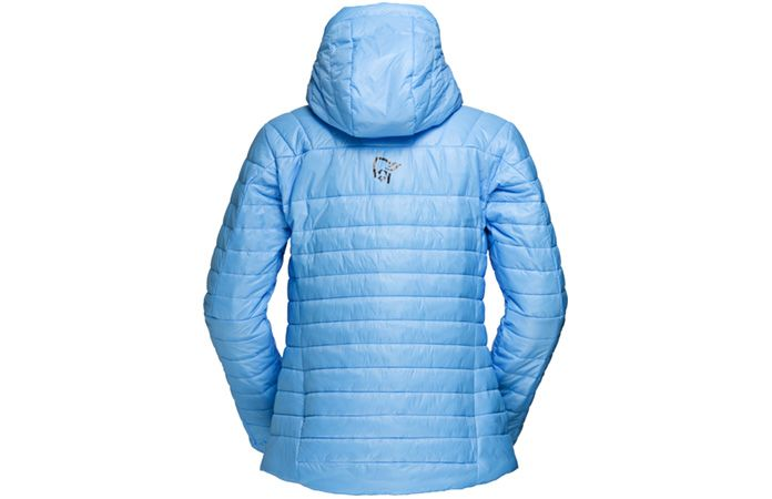 Norrona falketind primaloft100 jacket for women - Light and packable jacket