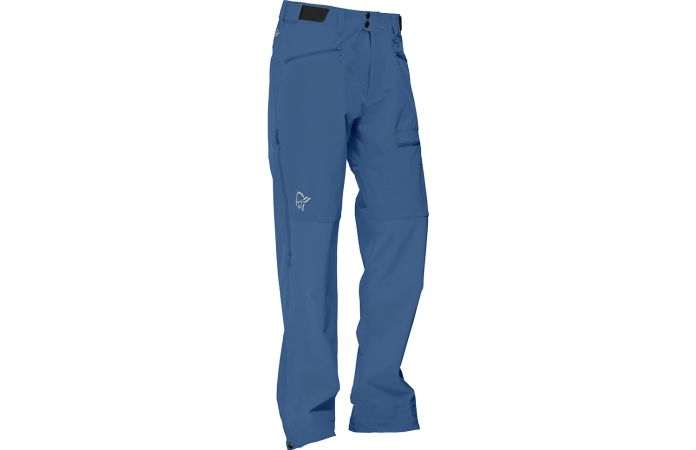 Norrona falketind pants - windstopper hybrid for men