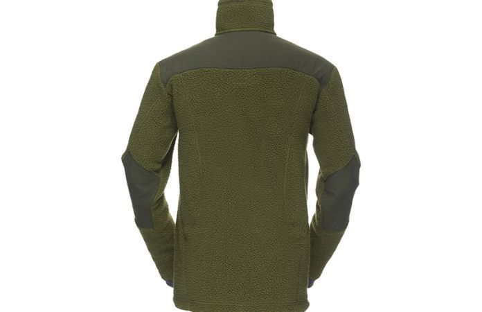 Norrona silent hunting finnskogen fleece jacket Polartec