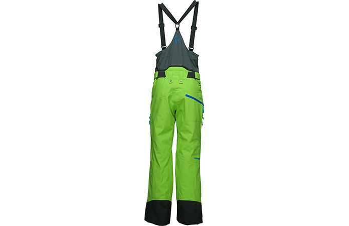 Norrona waterproof pants - Lofoten junior