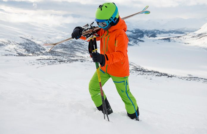 Norrøna lofoten Gore-Tex Pro Junior Primaloft pants