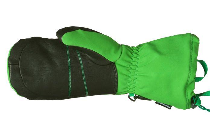 Norrona narvik warm mittens - dri1 insulated