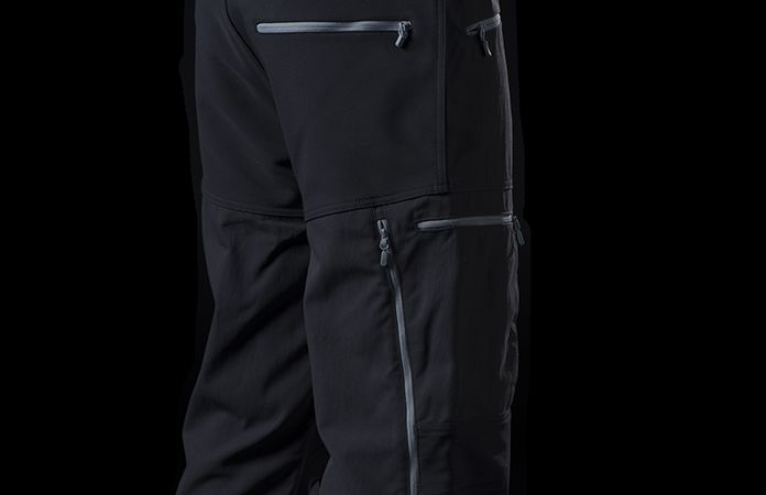 Norrøna heavy duty svalbard bukse til herre