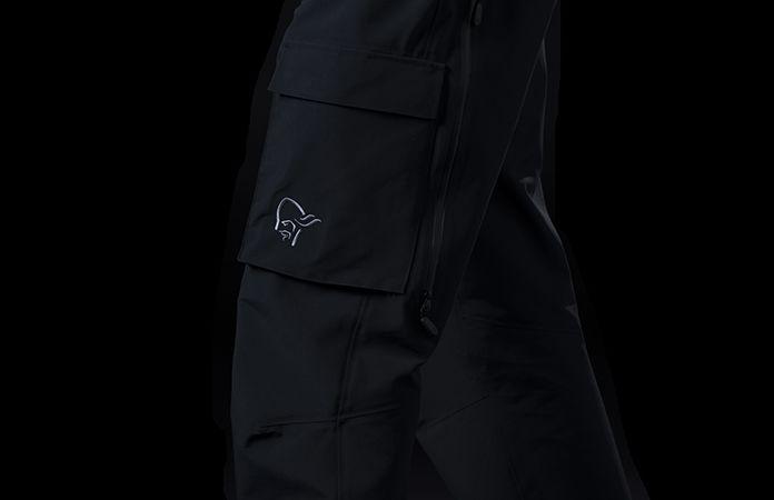 Norrona svalbard Gore-Tex pants for men