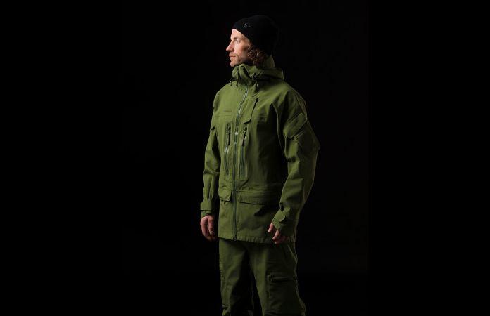 Norrøna recon jakke til heavy duty bruk og jakt
