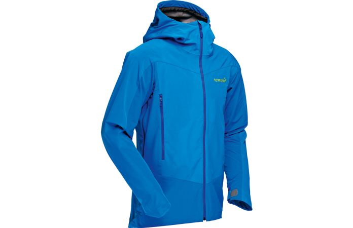 Norrona falketind windproof jacket - Windstopper hybrid jacket for men