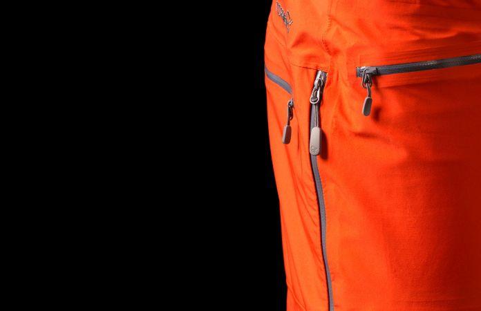 Norrøna lyngen driflex3 pants - cargo pockets