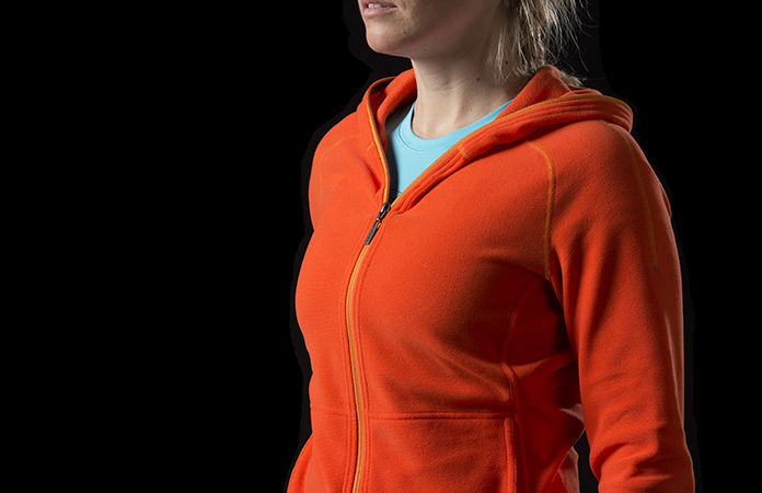 Norrøna /29 warm1 zip hood fleece for women