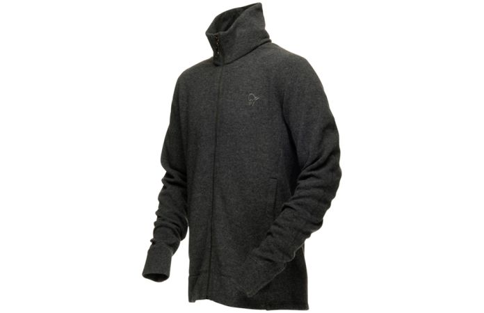 Wool jacket from norrona men