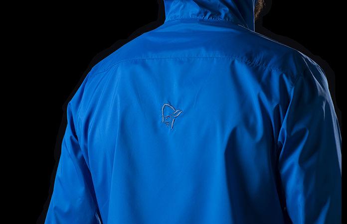 Norrøna bitihorn aero60 light jacket men - hand pocket