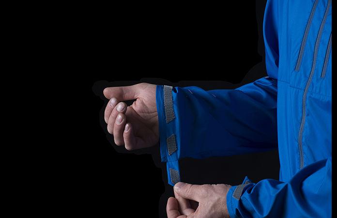 Norrøna bitihorn aero60 light jacket men - hand gaitor