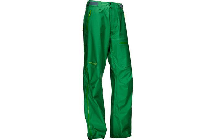 falketind Gore-Tex Norrona pants for men green