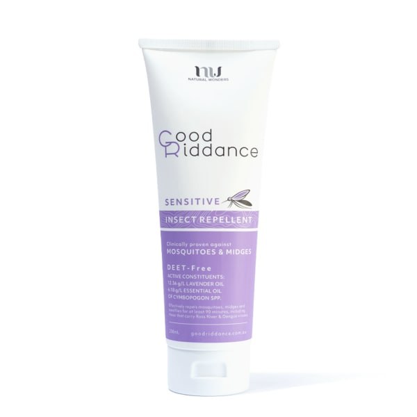 Good Riddance Sensitive Insect Repellent 250mL