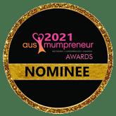 AusMumpreneur Awards Nominee