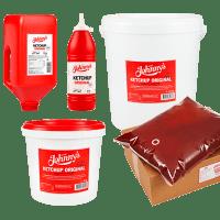 Johnny's Ketchup Original