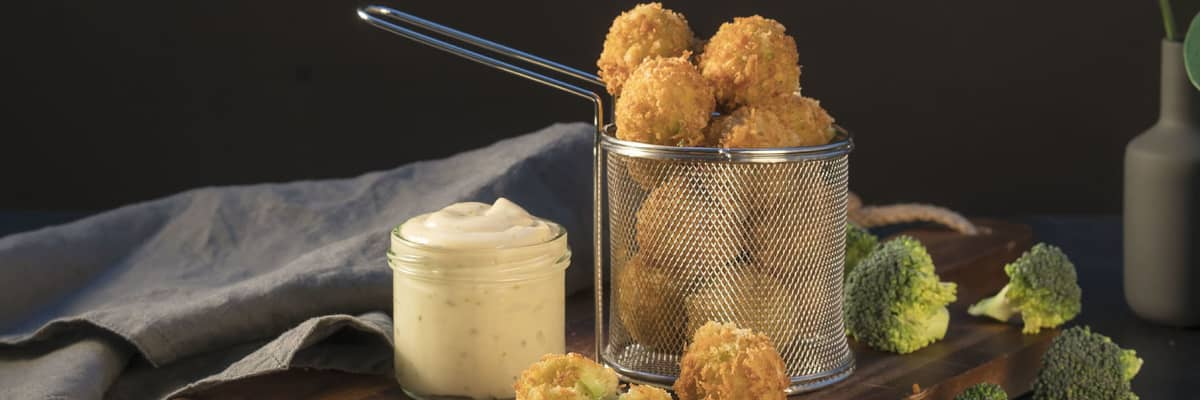 Hot & Cheesy Poppers