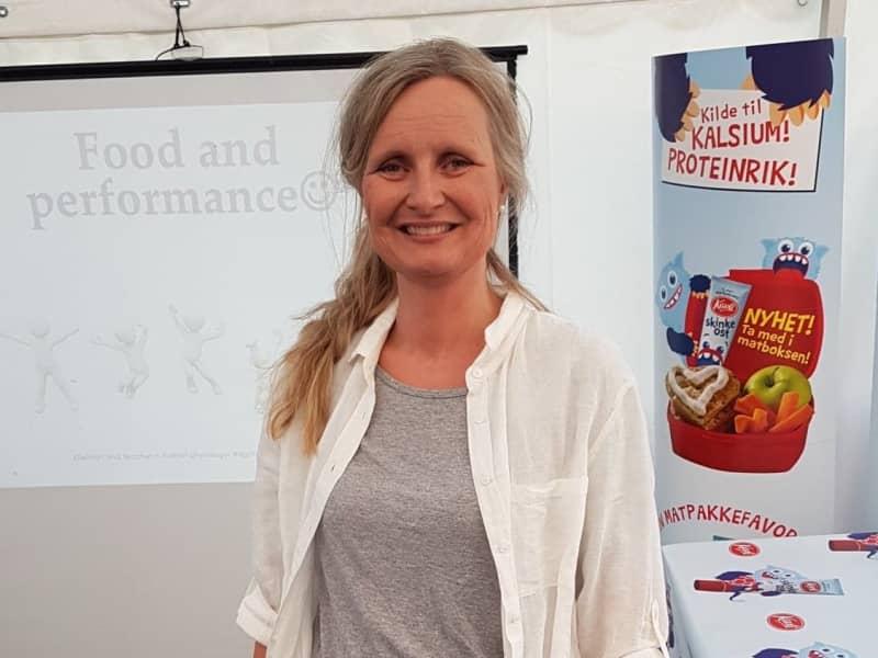 Ragnhild Fimreite, Klinisk ernæringsfysiolog