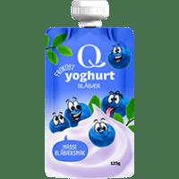 Q Frokostyoghurt blåbær