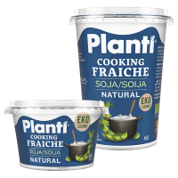 Planti Cooking Fraiche Naturell i två förpackningar