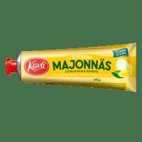 Produktbild av Kavli citronmajonnäs i tub