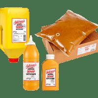 Produktbilder av Johnny's senap Sötstark