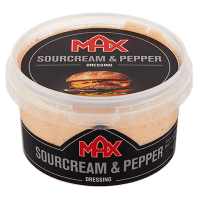 Max Sourcream & Pepper produkt