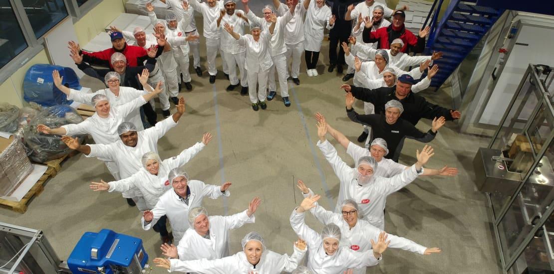 Kavlis ansatte deler ut 3 millioner