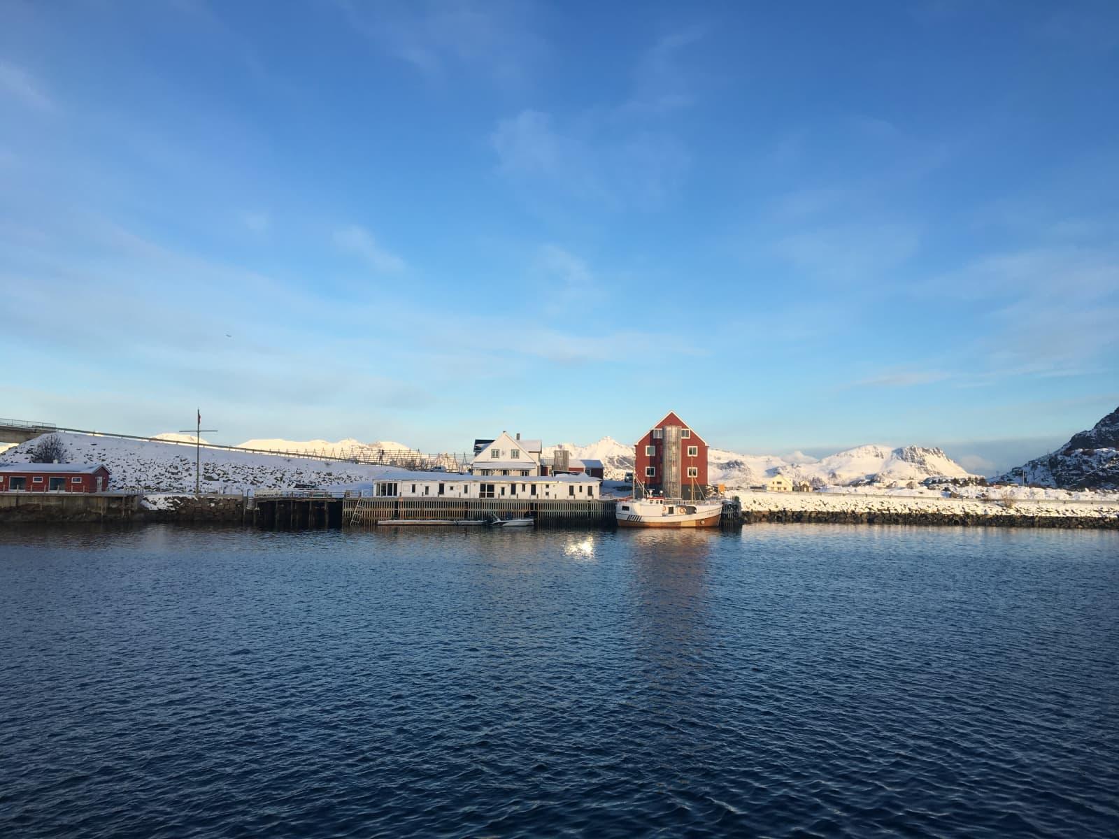 Rognjakt i nydelige Henningsvær 2019