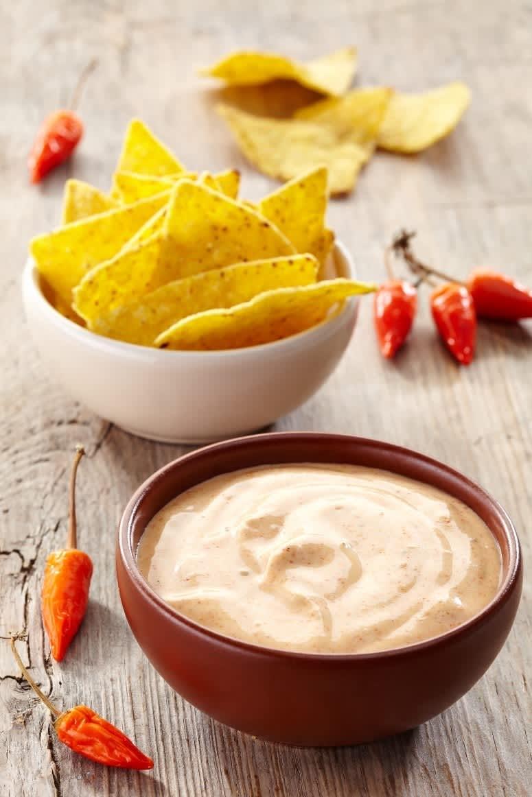 Kavlis chili-, lime-, og hvitløksmajones