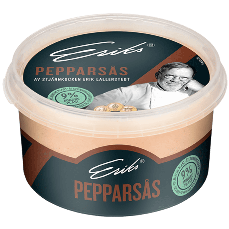 Eriks® pepparsås