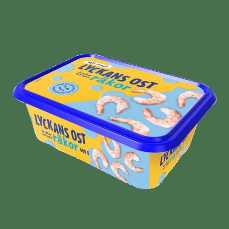 Bild på produkten Lyckans Ost Räkor
