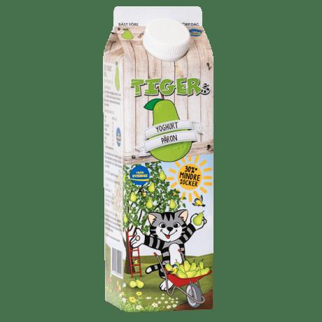 Tigers Yoghurt Päron