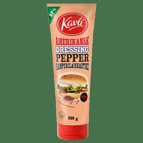 Produktbild av Kavli Amerikansk dressing Pepper