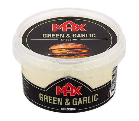 Max Green Garlic produktbild