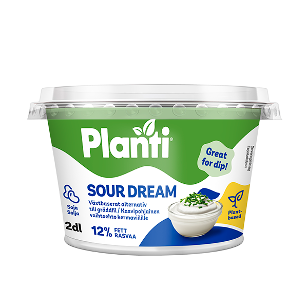 Planti Sour Dream 2 dl produktbild
