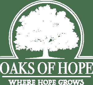 Oaks of hope white
