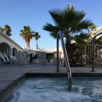 palm springs & jacuzzi -POSH Palm Springs Inn boutique bed & breakfast