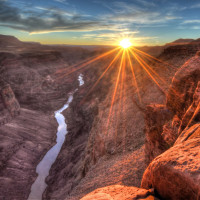 SEE a glorious GRAND CANYON sunrise - STAY WITH  SEDONA VIEWS B&B
