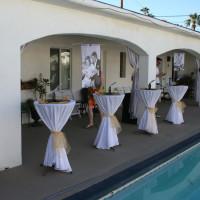Weddings Poolside