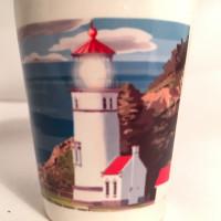 shot glasses and mugs