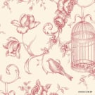 Papel de Parede Toile de Jouy   Origini 224-40 Grand Chateau GC29840