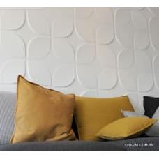 Painel de parede 3D Clean Origini ambiente