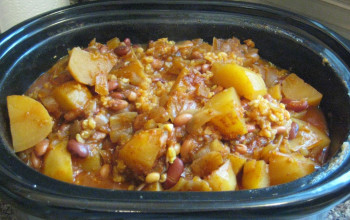 A Different Kind of Cholent