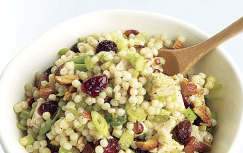 Couscous and Smoked Turkey Salad