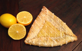 Lemon Hamantaschen Dough