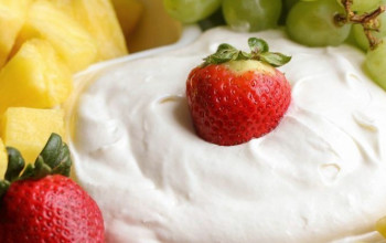 Heavenly Fruit Dip/Topping