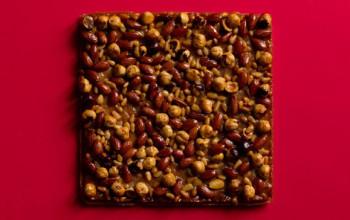 Honey Nut Squares