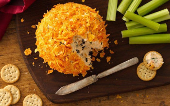 Nacho Pepper Jack Cheese Ball