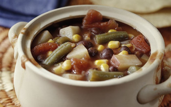 Mixed Up Mexican Minestrone