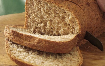 Three-Grain Bread for the Bread Machine
